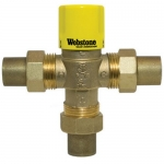 Webstone 75203W, Lead-Free Thermostatic Mixing Valve