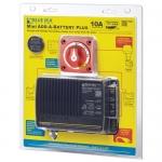 Blue Sea Systems 7655-BSS, Mini Add-A-Battery Plus Kit – 65A