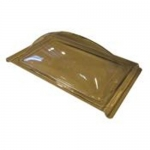 Bellco Glass 7746-32400, Plastic Dome Cover Dual Pan