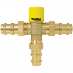 Webstone 78104W, Lead-Free Thermostatic Mixing Valve