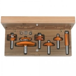 CMT 800.515.11, 6 Piece Cabinetmaking Set, Profile Number A