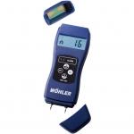 Wohler 8440, HBF 420 Moisture Meter for Wood & Building Materials