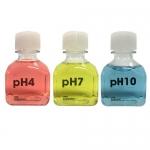 Sper Scientific 860012, pH Buffer Set – 1 Each pH 4, 7, 10