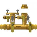 Webstone 88854-44, Press Run x Hydro-Core Flange Left Kit