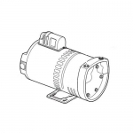 Allegro Industries 9821-AA, Pump & Motor Assembly (3/4 HP Motor)