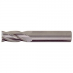 Bassett B51254, MSE-4 4-Flute Square Nose Single End GP End Mill