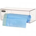 Bowman Dispensers BG001-0111, BG001 Bag Dispenser, Clear PETG Plastic