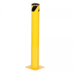 Vestil BOL-36-4.5, BOL-Series Steel Pipe Safety Bollard 36 x 4-1/2 In