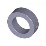 Climax Metal C-162-A, C-Series Set Screw Collar, Plain Finish