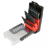Cle-Force C69037, Drill Bit Set, Jobber Drill, Style #1600, 29 pcs
