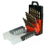 Cle-Force C69379, Drill Bit Set, Jobber Drill, Style #1603, 29 pcs