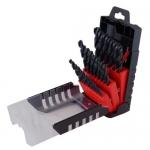 Cle-Force C69383, Drill Bit Set, Jobber Drill, Style #1602, 29 pcs