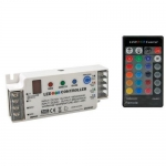 Velleman CHLSC1, RGB LED Controller with IR Remote Control