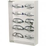 Bowman Dispensers CP-075, Eyewear Cabinet, Locking, Keyholes