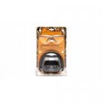 Pyramex DUCOMBO5740, Earmuff with Black Frame/Orange Lens