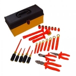 OEL Insulated Tools ETK-W-M, Metric Electrician's Tool Kit