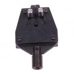 Shimpo FG-M6WDG50U, 100 lb Capacity Wedge Grip, M6 Thread