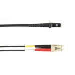 BlackBox FOCMRSM-010M-LCMT-BK, Fiber Patch Cable