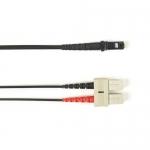 BlackBox FOCMRSM-010M-SCMT-BK, Fiber Patch Cable