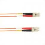 BlackBox FOCMRSM-025M-LCLC-OR, Fiber Patch Cable