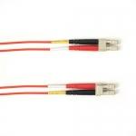 BlackBox FOCMRSM-025M-LCLC-RD, Fiber Patch Cable