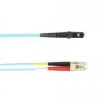 BlackBox FOCMRSM-025M-LCMT-AQ, Fiber Patch Cable