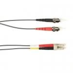 BlackBox FOCMRSM-025M-STLC-GR, ST-LC Patch Cable