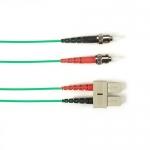 BlackBox FOCMRSM-025M-STSC-GN, Fiber Optic Cable