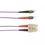BlackBox FOCMRSM-025M-STSC-VT, PVC Fiber Patch Cable