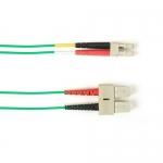 BlackBox FOCMRSM-030M-SCLC-GN, Fiber Patch Cable