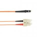 BlackBox FOCMRSM-030M-SCMT-OR, PVC Fiber Cable