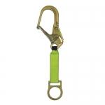 Safewaze FS814, 18″ D-Ring Extender with Rebar Hook