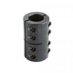 Climax Metal G2MSCC-15-15, G2MSCC Metric Clamp Coupling, Steel, BO