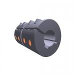 Climax Metal GMSCC-12-12-KW, GMSCC-Series Steel Metric Clamp Coupling