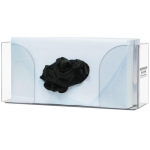 Bowman Dispensers GP-310, Glove Box Dispenser, Clear PETG Plastic