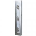 Bowman Dispensers GS-109, Glove Box Dispenser, Triple, Space Saver, SS