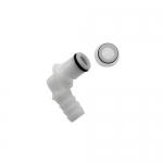 Sonix 4 H14-002148, Quick Disconnect Drain Socket, 3/8″ Hose Barb