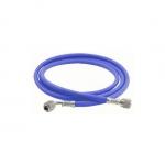 Uniweld H06SMBB, Soft Magic Blue 6″ Charging / Vacuum Hose