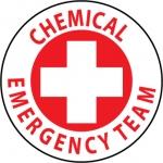 "NMC HH36, Hard Hat Emblem ""Chemical Emergency…"""