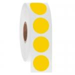 LabTAG JTT-106C3-2YE, JTT-106 Cryo Barcode Labels 2000 Labels/Roll