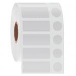 LabTAG JTT-158C1-2WH, JTT-158 Cryo Barcode Labels 2000 L/Roll