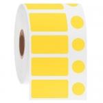 LabTAG JTT-172C3-4YE, JTT-172 Cryo Barcode Labels 4000 L/Roll