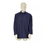 Oberon Company LAN4-CT-XL, LAN4 PPE4 Arc Flash Navy Blue Hip Coat, XL