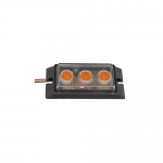 North American Signal Company LED5500-A, Low-Profile LED Light