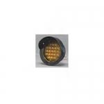 North American Signal Company LEDQRV-A, Round Quad Flash LED Head