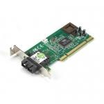 BlackBox LH1360C-SC, PCI Fiber Adapter, 100BASE-FX, Multimode, SC