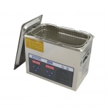 Mettler Electronics ME 3L, 3L Ultrasonic Cleaner with Basket and Cover