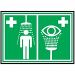 "Accuform MFSD430XT10, 10″ x 14″ Safety Sign ""First Aid – …"""