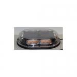 North American Signal Company MINILP-C/A, MINILP Amber LED Mini-Bar