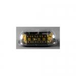 North American Signal Company MMBLEDFL-C/A, Amber LEDs Micro Mini-Bar